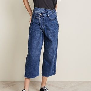 EVIDENT Nice Wide Leg Jeans